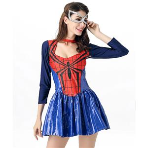 Sexy Spider Girl